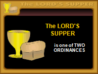 Lord's Supper 101